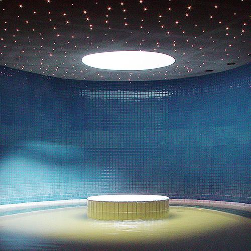 Fürdők Wellnes központok