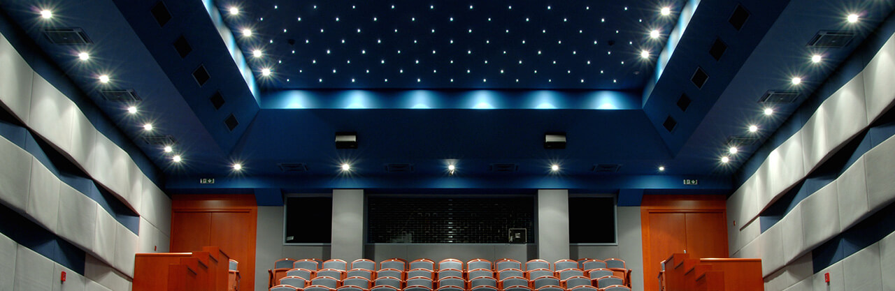 Nemzeti Színház lámpa